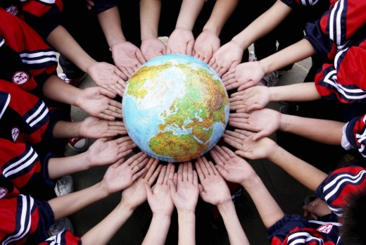 About XOEarth / Our Planet's Biosphere Is In Our Hands