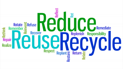 REWordsReduceReuseRecycle