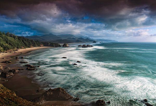 Oregon Coast Paul Sharpe, My Shot National Geographic